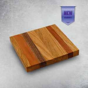 Candy Wooden Coasters