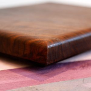 walnut chopping board