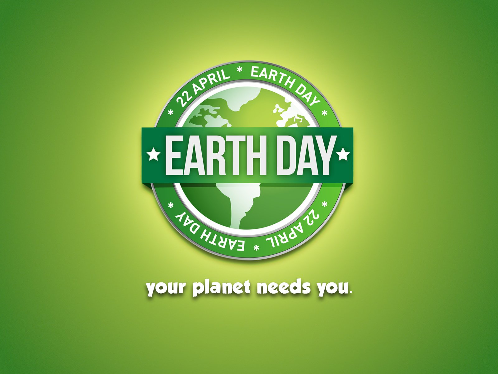 EARTH Day 22nd April 2017