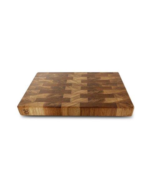 oak end grain